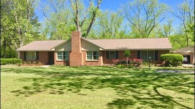 Ocilla, Irwinville, Chula, Wray , Abbeville, Fitzgerald, Mystic, Ashburn, Sycamore, Rebecca Single Family Home For Sale: 113 Cherokee Court
