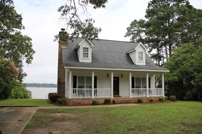 Lake Blackshear, Cordele, Warwick, Arabi, Ashburn, Rebecca, Sycamore Single Family Home For Sale: 968 Scenic Rt.