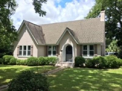 Ocilla, Irwinville, Chula, Wray , Abbeville, Fitzgerald, Mystic, Ashburn, Sycamore, Rebecca Single Family Home For Sale: 813 S Lee