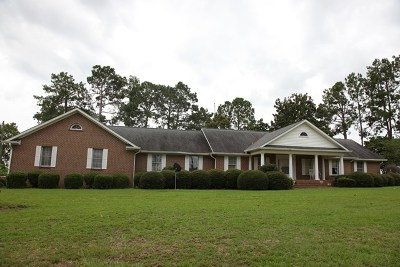 Poulan, Sumner, Warwick, Sylvester, Ashburn, Sycamore, Rebecca Single Family Home For Sale: 2021 Hobby School Rd.