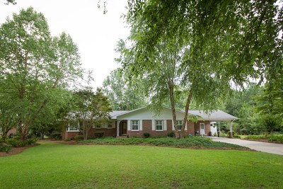 Poulan, Sumner, Warwick, Sylvester, Ashburn, Sycamore, Rebecca Single Family Home For Sale: 372 E Madison Ave