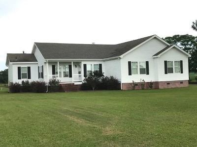 Poulan, Sumner, Warwick, Sylvester, Ashburn, Sycamore, Rebecca Single Family Home For Sale: 3502 Ga Hwy 313
