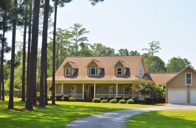 Ocilla, Irwinville, Chula, Wray , Abbeville, Fitzgerald, Mystic, Ashburn, Sycamore, Rebecca Single Family Home For Sale: 103 Meadowlark Lane