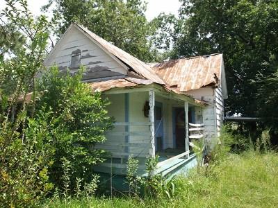 Ocilla, Irwinville, Chula, Wray , Abbeville, Fitzgerald, Mystic, Ashburn, Sycamore, Rebecca Single Family Home For Sale: 103 E Ocmulgee St Ext.