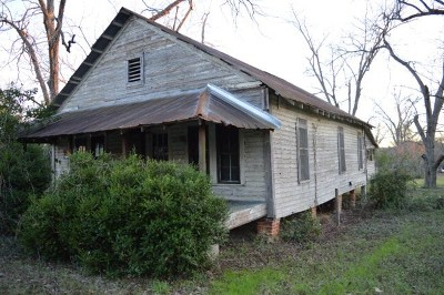 Brookfield, Chula, Tifton, Irwinville, Omega, Poulan, Sycamore, Sumner, Ty Ty, Ashburn, Rebecca Single Family Home For Sale: 329 W Church Street