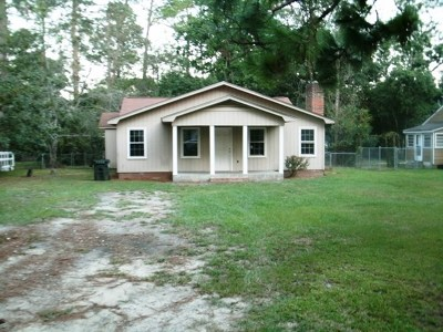 Brookfield, Chula, Tifton, Irwinville, Omega, Poulan, Sycamore, Sumner, Ty Ty, Ashburn, Rebecca Single Family Home For Sale: 1009 Lee Avenue