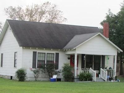 Ocilla, Irwinville, Chula, Wray , Abbeville, Fitzgerald, Mystic, Ashburn, Sycamore, Rebecca Single Family Home For Sale: 1048 Mystic Hwy.