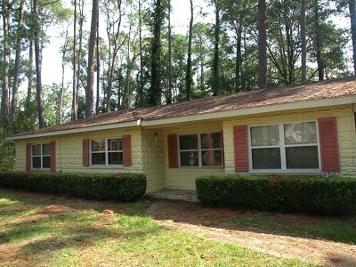Brookfield, Chula, Tifton, Irwinville, Omega, Poulan, Sycamore, Sumner, Ty Ty, Ashburn, Rebecca Single Family Home For Sale: 1805 North Central