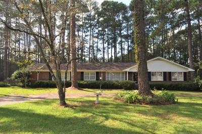 Ocilla, Irwinville, Chula, Wray , Abbeville, Fitzgerald, Mystic, Ashburn, Sycamore, Rebecca Single Family Home For Sale: 191 Lynn Drive