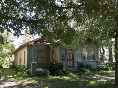 Ocilla, Irwinville, Chula, Wray , Abbeville, Fitzgerald, Mystic, Ashburn, Sycamore, Rebecca Single Family Home For Sale: 716 South Main Street