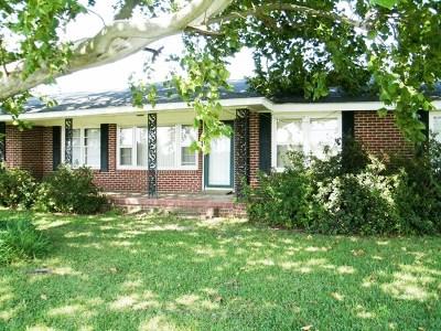 Ocilla, Irwinville, Chula, Wray , Abbeville, Fitzgerald, Mystic, Ashburn, Sycamore, Rebecca Single Family Home For Sale: 475 Big Creek Road