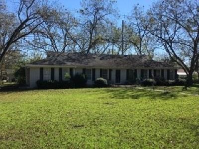 Ocilla, Irwinville, Chula, Wray , Abbeville, Fitzgerald, Mystic, Ashburn, Sycamore, Rebecca Single Family Home For Sale: 117 Van Deman