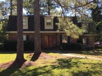 Ocilla, Irwinville, Chula, Wray , Abbeville, Fitzgerald, Mystic, Ashburn, Sycamore, Rebecca Single Family Home For Sale: 124 Manassas