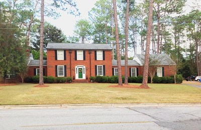 Brookfield, Chula, Tifton, Irwinville, Omega, Poulan, Sycamore, Sumner, Ty Ty, Ashburn, Rebecca Single Family Home For Sale: 2607 Murray Avenue