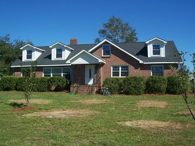Poulan, Sumner, Warwick, Sylvester, Ashburn, Sycamore, Rebecca Single Family Home For Sale: 1901 Us Hwy 41