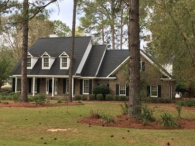 Brookfield, Chula, Tifton, Irwinville, Omega, Poulan, Sycamore, Sumner, Ty Ty, Ashburn, Rebecca Single Family Home For Sale: 6008 Eastlake Dr.