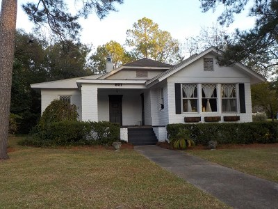 Brookfield, Chula, Tifton, Irwinville, Omega, Poulan, Sycamore, Sumner, Ty Ty, Ashburn, Rebecca Single Family Home For Sale: 601 Chestnutt Avenue