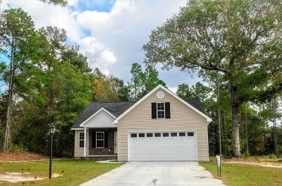 Brookfield, Chula, Tifton, Irwinville, Omega, Poulan, Sycamore, Sumner, Ty Ty, Ashburn, Rebecca Single Family Home For Sale: 59 Chase Circle