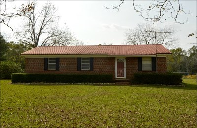 Poulan, Sumner, Warwick, Sylvester, Ashburn, Sycamore, Rebecca Single Family Home For Sale: 166 Tempy