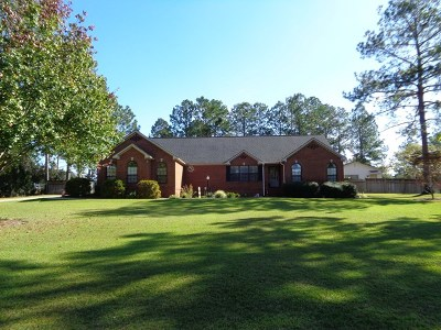 Brookfield, Chula, Tifton, Irwinville, Omega, Poulan, Sycamore, Sumner, Ty Ty, Ashburn, Rebecca Single Family Home For Sale: 2601 N Park Avenue