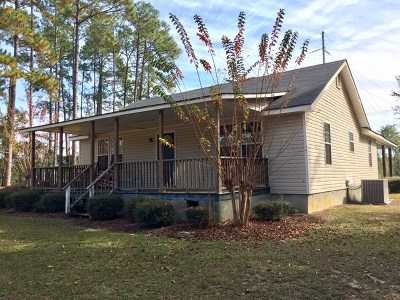 Brookfield, Chula, Tifton, Irwinville, Omega, Poulan, Sycamore, Sumner, Ty Ty, Ashburn, Rebecca Single Family Home For Sale: 1008 Us Hwy 319 N