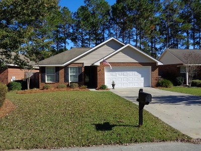 Brookfield, Chula, Tifton, Irwinville, Omega, Poulan, Sycamore, Sumner, Ty Ty, Ashburn, Rebecca Single Family Home For Sale: 545 Osprey Circle