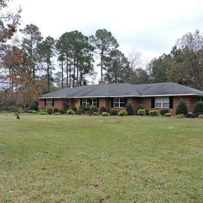 Brookfield, Chula, Tifton, Irwinville, Omega, Poulan, Sycamore, Sumner, Ty Ty, Ashburn, Rebecca Single Family Home For Sale: 1510 Pine Needle Place