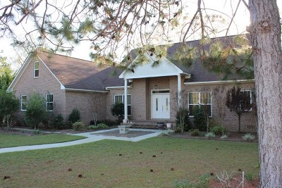 Brookfield, Chula, Tifton, Irwinville, Omega, Poulan, Sycamore, Sumner, Ty Ty, Ashburn, Rebecca Single Family Home For Sale: 3004 N Park