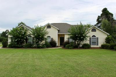Brookfield, Chula, Tifton, Irwinville, Omega, Poulan, Sycamore, Sumner, Ty Ty, Ashburn, Rebecca Single Family Home For Sale: 709 46th St E