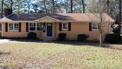 Brookfield, Chula, Tifton, Irwinville, Omega, Poulan, Sycamore, Sumner, Ty Ty, Ashburn, Rebecca Single Family Home For Sale: 2202 Davis Ave