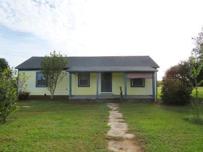 Ocilla, Irwinville, Chula, Wray , Abbeville, Fitzgerald, Mystic, Ashburn, Sycamore, Rebecca Single Family Home For Sale: 579 Jeff Davis Park Road