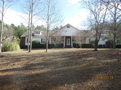 Single Family Home For Sale: 3011 Lullwater Road
