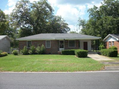 Ocilla, Irwinville, Chula, Wray , Abbeville, Fitzgerald, Mystic, Ashburn, Sycamore, Rebecca Single Family Home For Sale: 131 Grove Avenue