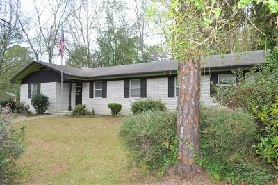 Ocilla, Irwinville, Chula, Wray , Abbeville, Fitzgerald, Mystic, Ashburn, Sycamore, Rebecca Single Family Home For Sale: 151 Shenandoah Drive