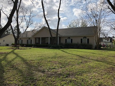 Brookfield, Chula, Tifton, Irwinville, Omega, Poulan, Sycamore, Sumner, Ty Ty, Ashburn, Rebecca Single Family Home For Sale: 38 Palmetta Road