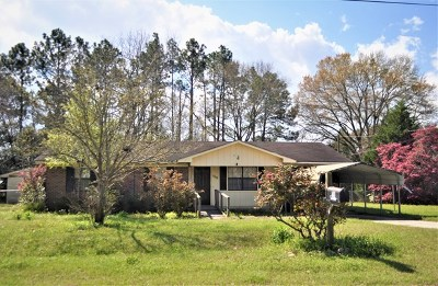 Ocilla, Irwinville, Chula, Wray , Abbeville, Fitzgerald, Mystic, Ashburn, Sycamore, Rebecca Single Family Home For Sale: 115 Lisa Lane