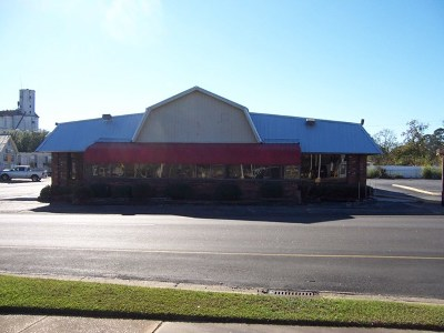 Commercial For Sale: 109 Ocilla Hwy