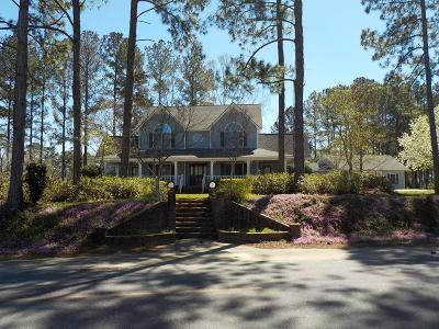Brookfield, Chula, Tifton, Irwinville, Omega, Poulan, Sycamore, Sumner, Ty Ty, Ashburn, Rebecca Single Family Home For Sale: 7211 Doss Drive