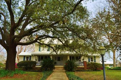 Ocilla, Irwinville, Chula, Wray , Abbeville, Fitzgerald, Mystic, Ashburn, Sycamore, Rebecca Single Family Home For Sale: 1454 Forest Glen