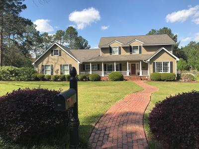 Brookfield, Chula, Tifton, Irwinville, Omega, Poulan, Sycamore, Sumner, Ty Ty, Ashburn, Rebecca Single Family Home For Sale: 311 W 24th Street