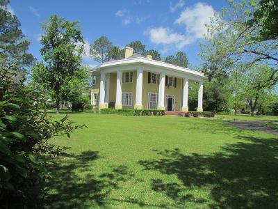 Ocilla, Irwinville, Chula, Wray , Abbeville, Fitzgerald, Mystic, Ashburn, Sycamore, Rebecca Single Family Home For Sale: 205 S Beech St.