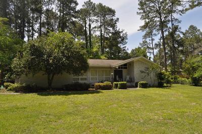 Ocilla, Irwinville, Chula, Wray , Abbeville, Fitzgerald, Mystic, Ashburn, Sycamore, Rebecca Single Family Home For Sale: 146 Shady Lane