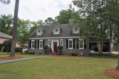 Ocilla, Irwinville, Chula, Wray , Abbeville, Fitzgerald, Mystic, Ashburn, Sycamore, Rebecca Single Family Home For Sale: 816 S Lee Street