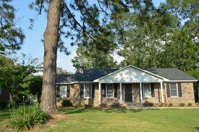 Poulan, Sumner, Warwick, Sylvester, Ashburn, Sycamore, Rebecca Single Family Home For Sale: 312 Marginal St.
