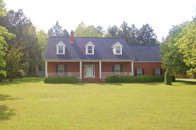 Brookfield, Chula, Tifton, Irwinville, Omega, Poulan, Sycamore, Sumner, Ty Ty, Ashburn, Rebecca Single Family Home For Sale: 193 Belflower