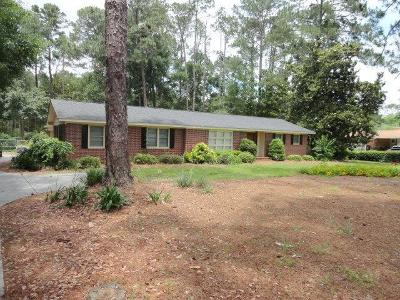 Brookfield, Chula, Tifton, Irwinville, Omega, Poulan, Sycamore, Sumner, Ty Ty, Ashburn, Rebecca Single Family Home For Sale: 2827 Rainwater Road