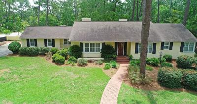 Brookfield, Chula, Tifton, Irwinville, Omega, Poulan, Sycamore, Sumner, Ty Ty, Ashburn, Rebecca Single Family Home For Sale: 1021 Hall Avenue