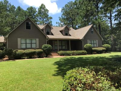 Brookfield, Chula, Tifton, Irwinville, Omega, Poulan, Sycamore, Sumner, Ty Ty, Ashburn, Rebecca Single Family Home For Sale: 116 Lakewood