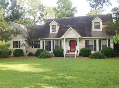 Brookfield, Chula, Tifton, Irwinville, Omega, Poulan, Sycamore, Sumner, Ty Ty, Ashburn, Rebecca Single Family Home For Sale: 4002 Royce Road