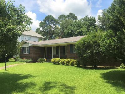 Ocilla, Irwinville, Chula, Wray , Abbeville, Fitzgerald, Mystic, Ashburn, Sycamore, Rebecca Single Family Home For Sale: 808 S Lee Street